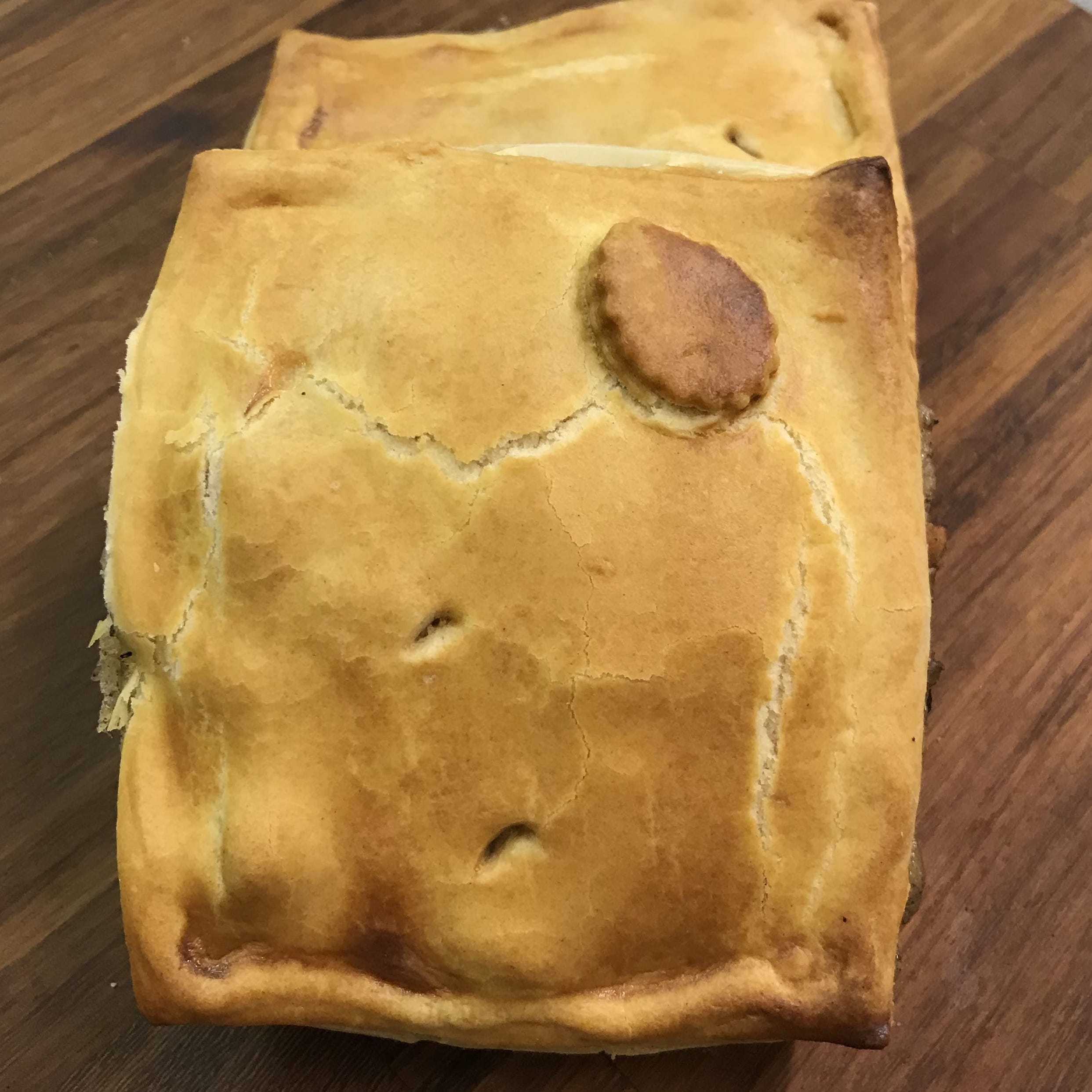 Grizedale Pie