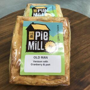 Old Man Venison Pie