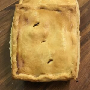 Skiddaw Steak Kidney Pie