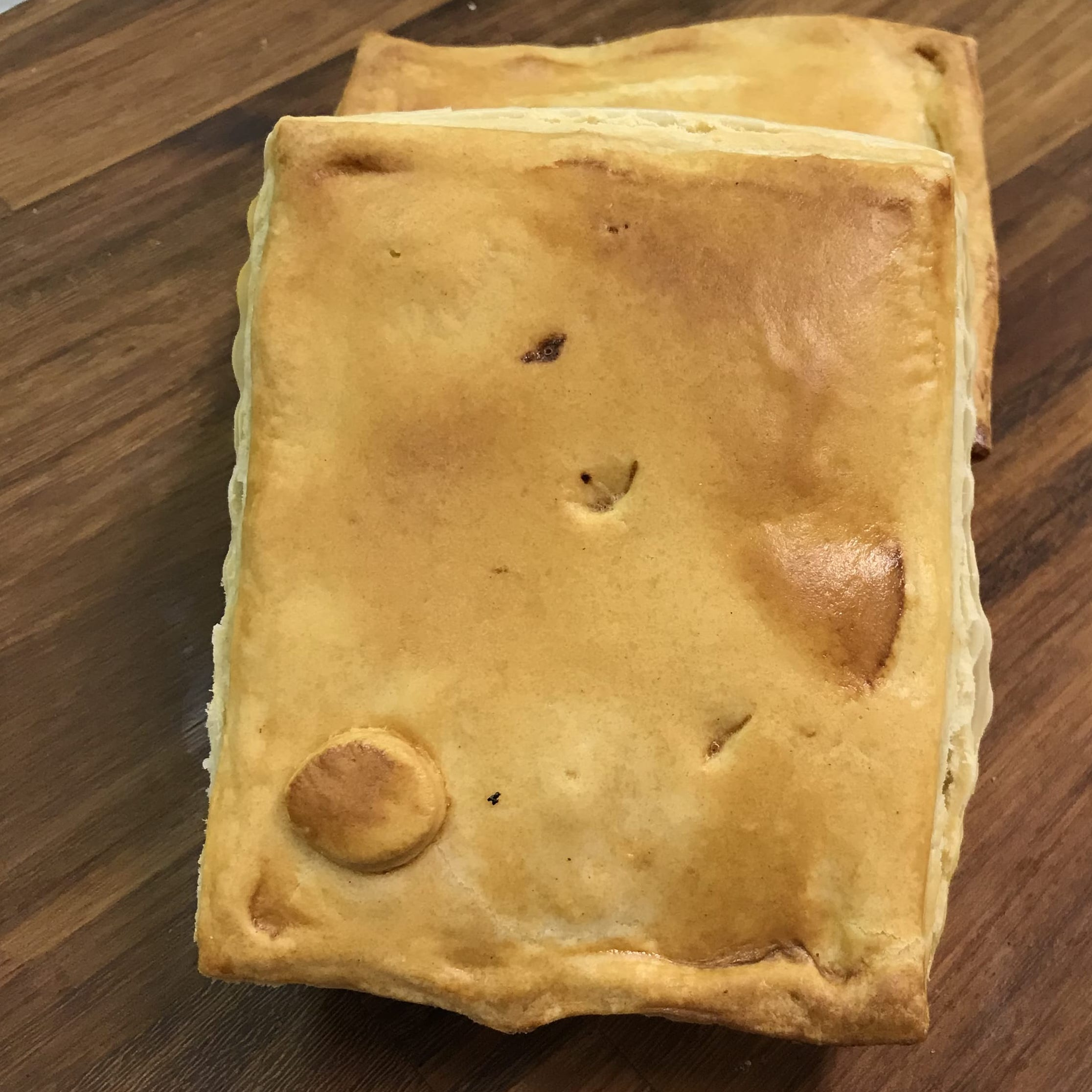 Swindale Wild Venison, Pheasant and Rabbit Pie