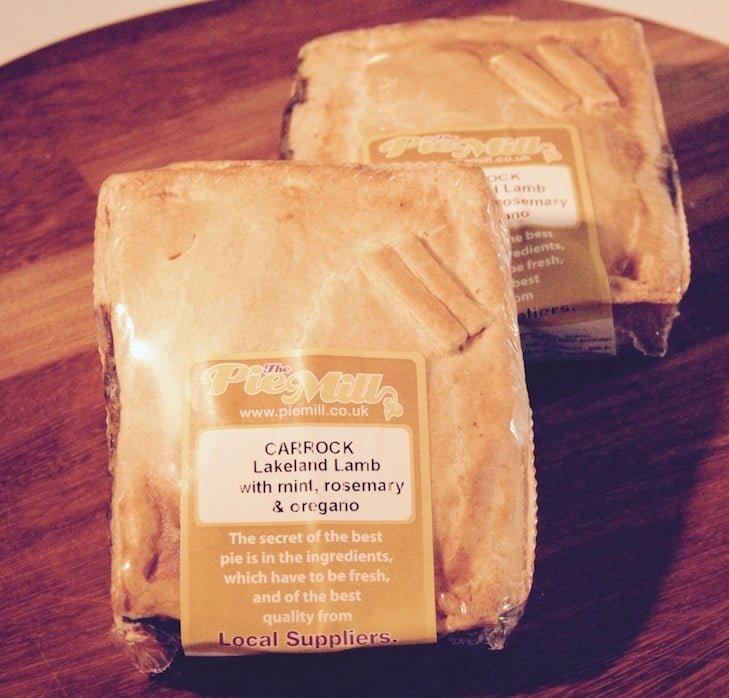 Carrock Lakeland Lamb and Herb Pie