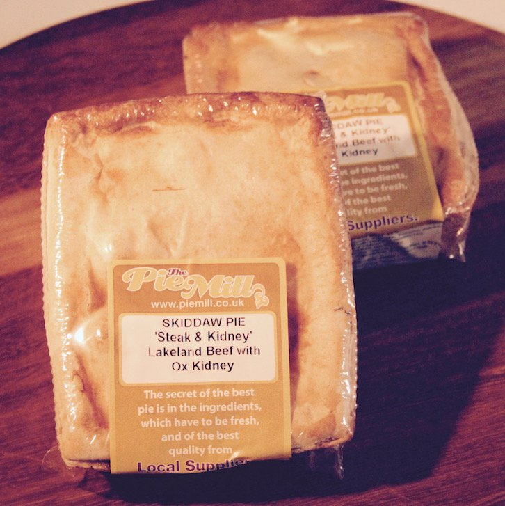 Skiddaw Steak & Kidney Pie