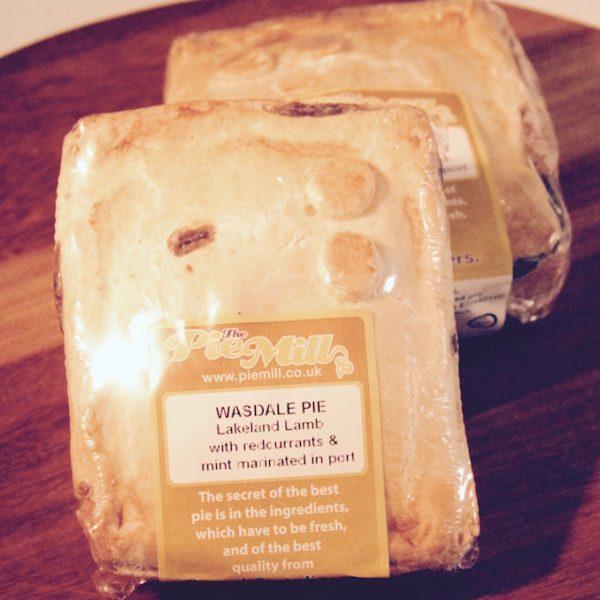 Wasdale Lakeland Lamb and Redcurrant Pie