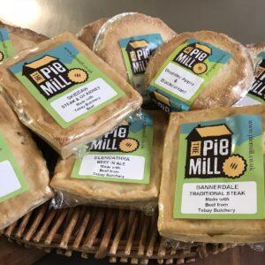 Pie Mills Pies