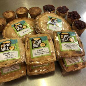 Pie Mill Hamper