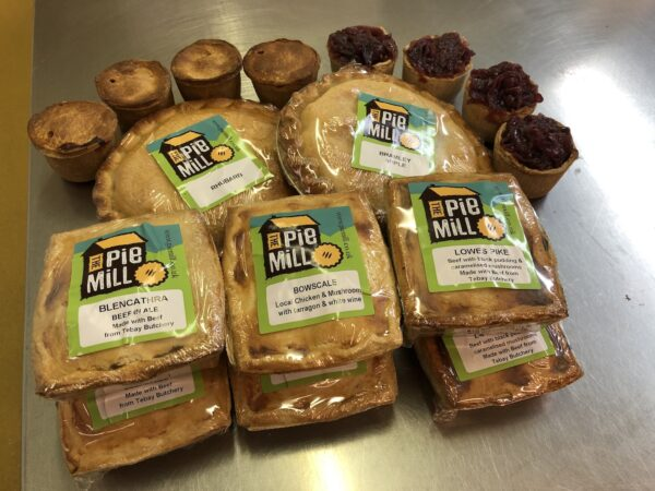 Pie Mill Hamper